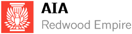 AIA Redwood Empire Logo
