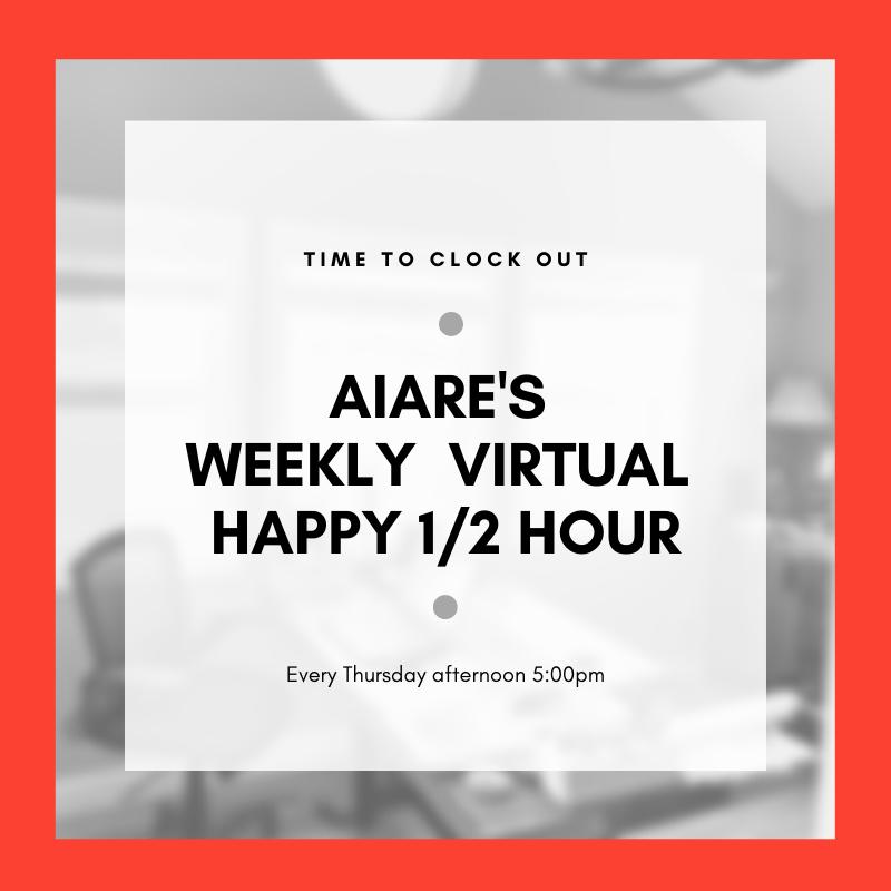 Weekly Happy (Half) Hour